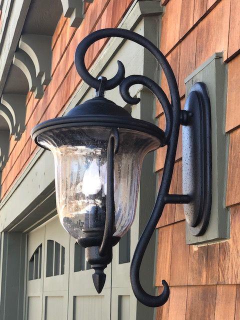 Exterior lights