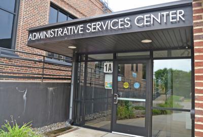 Administrative Services Center- welcome center