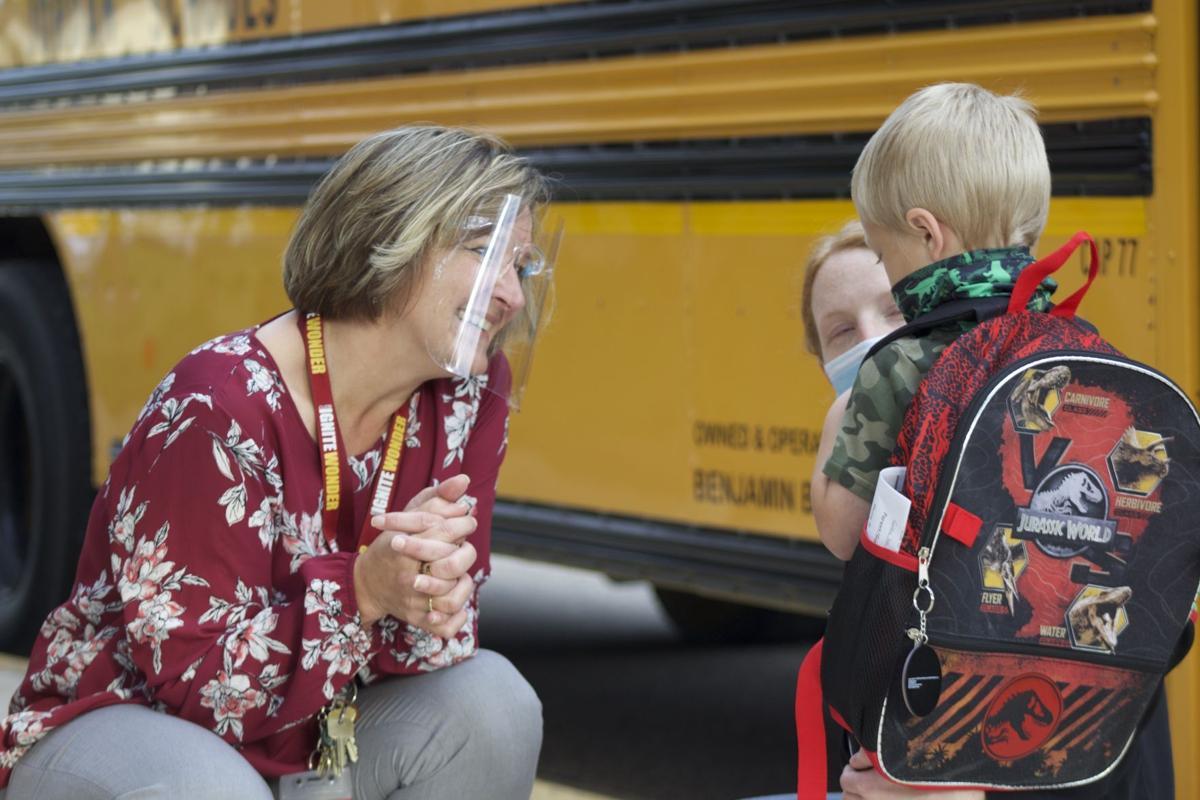 Principal Melissa Barnett