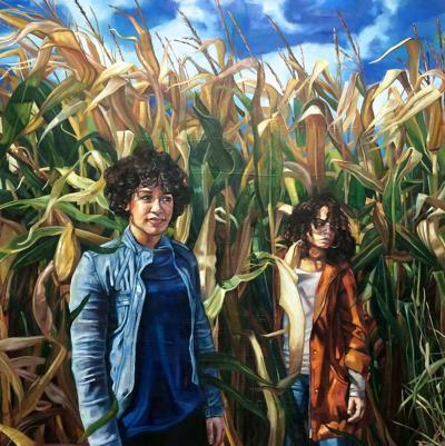 Art by Leslie Barlow