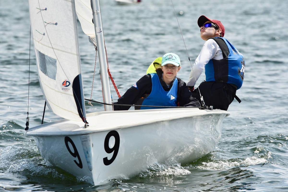 LMSS sailing 1