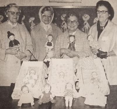 Jordan seniors, 1969