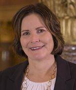 Nora Slawik Met Council chair