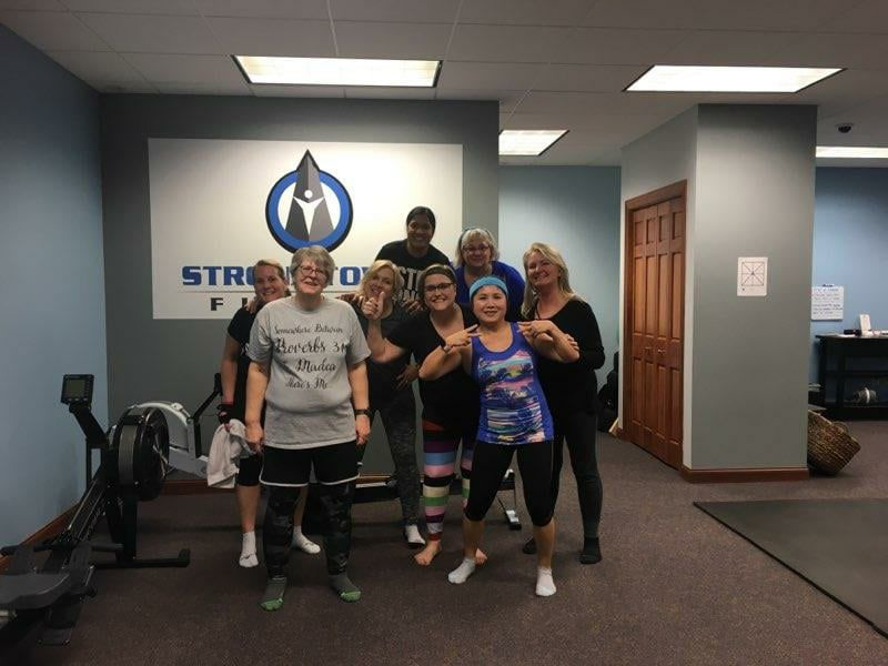 Strong Tower Fitness - Group