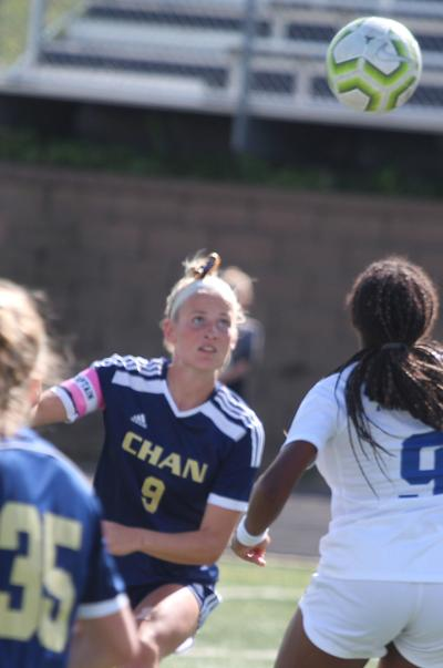 Chan Soccer - Armstrong