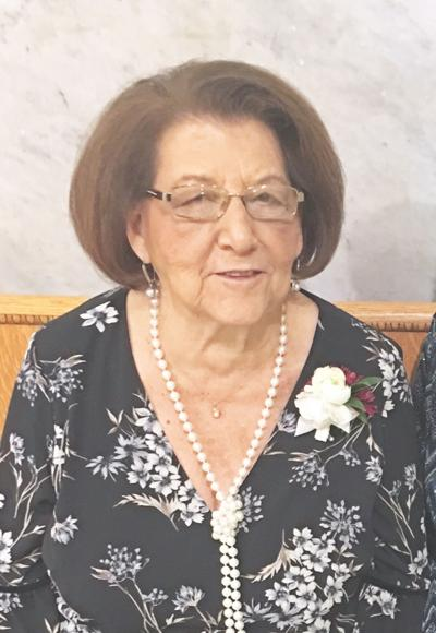Obituary for Evangeline F. Zager
