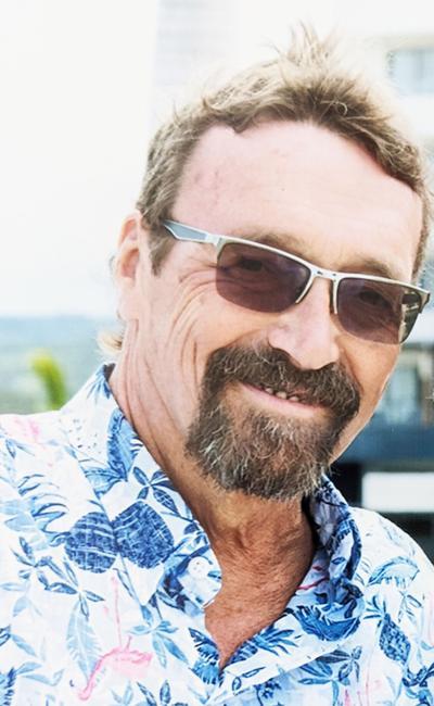 Obituary for Mark Miller