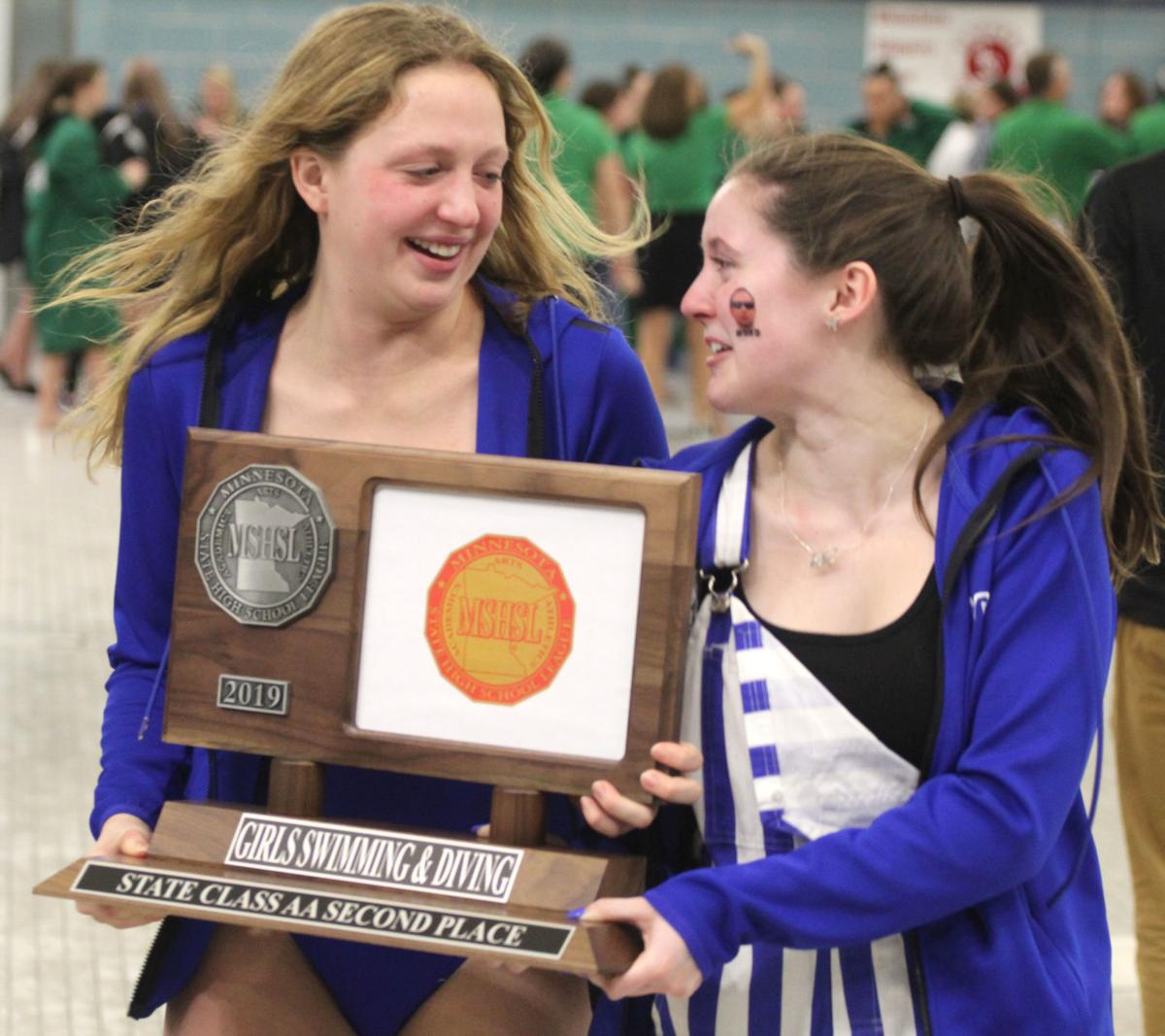 Tonka Swim - Trophy