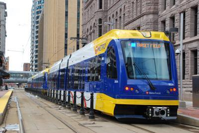 LRT car