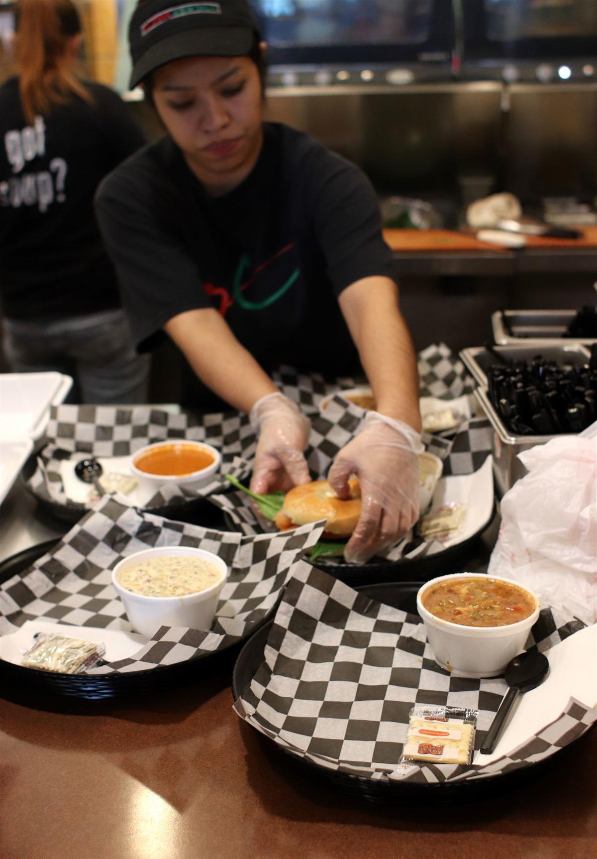 Zuppa Cucina server