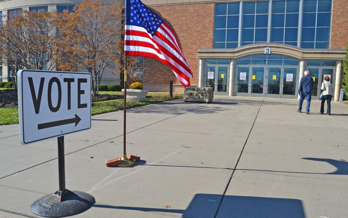 Grace Church voting photo