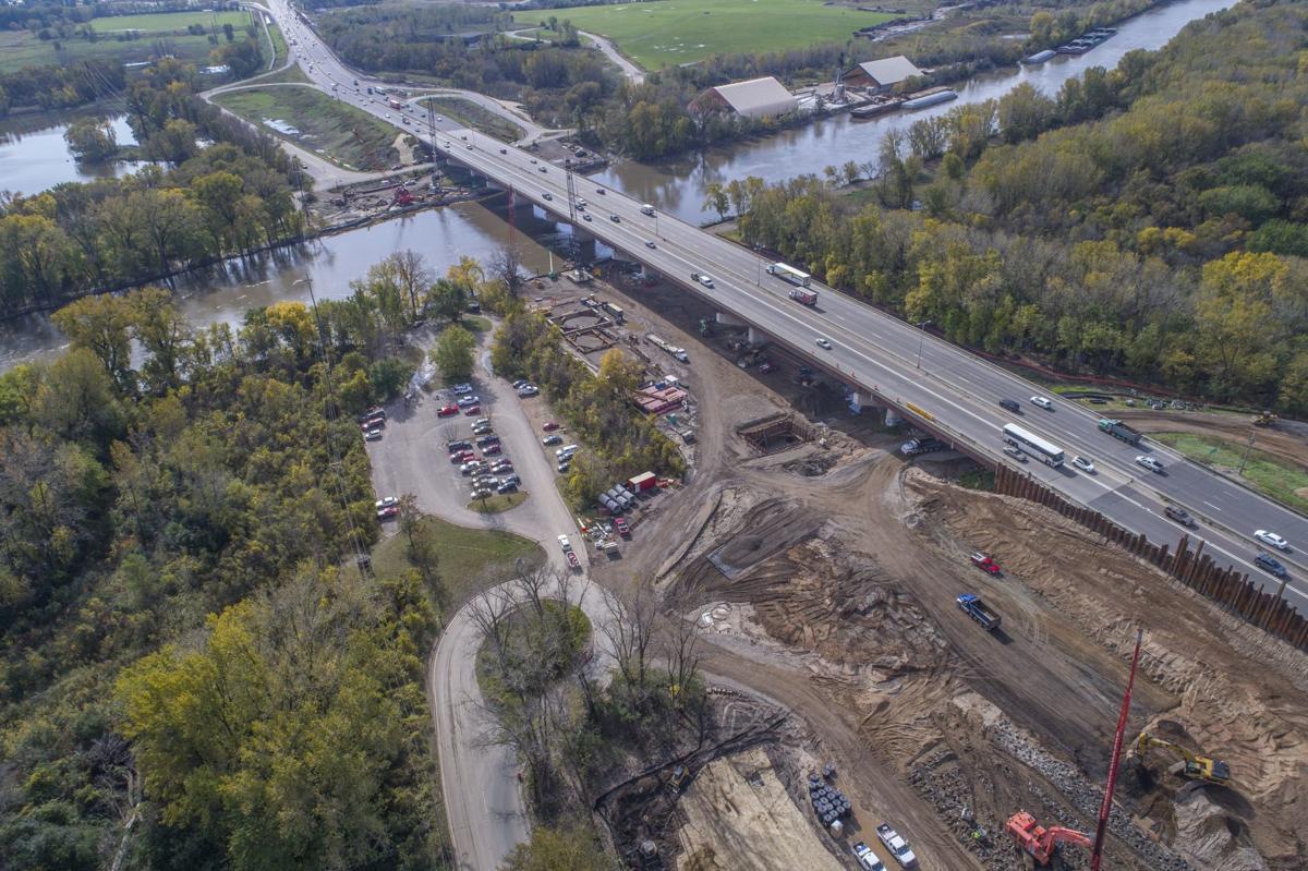 I-35W lane closures over Minnesota River begin Thursday