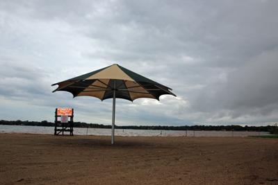 Lake Minnewashta beach