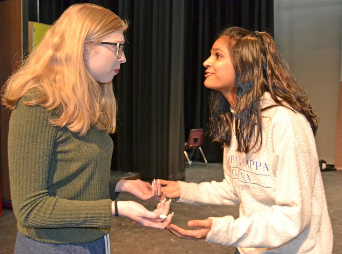 Eden Prairie High School Presents Sleeping Beauty Education