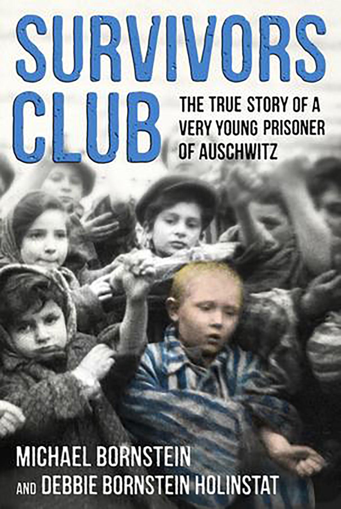 Survivor's Club book cover