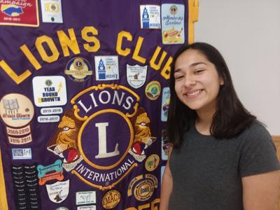 March 2019 Lions SOM Emma Zauhar