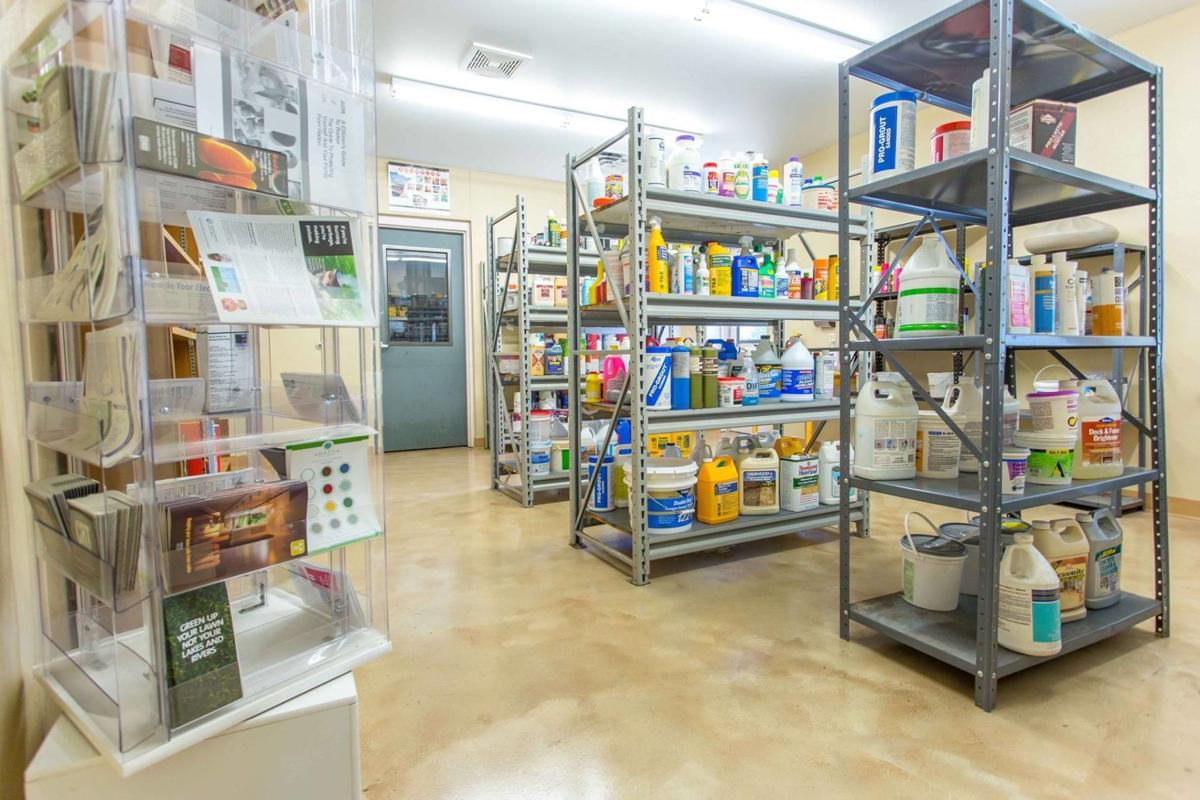 Product Reuse Room