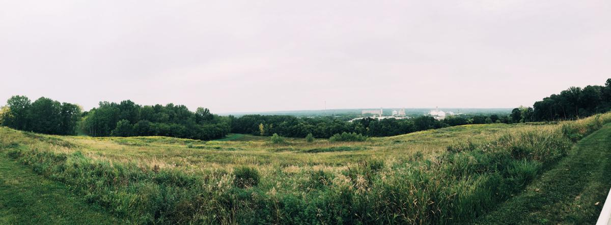 Savage Fen panoramic
