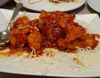 Mandarin Yang - chinese food