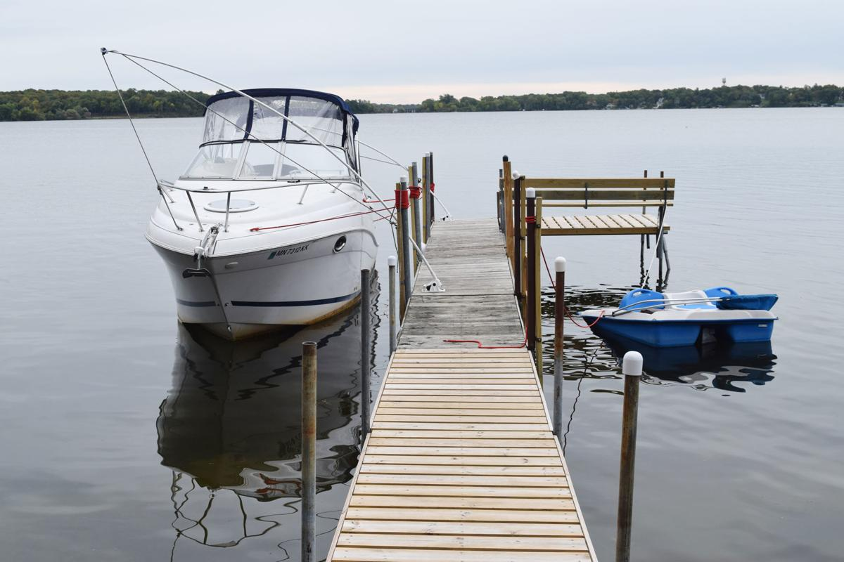 Meet The Woman At The Center Of The Lake Minnetonka Dock