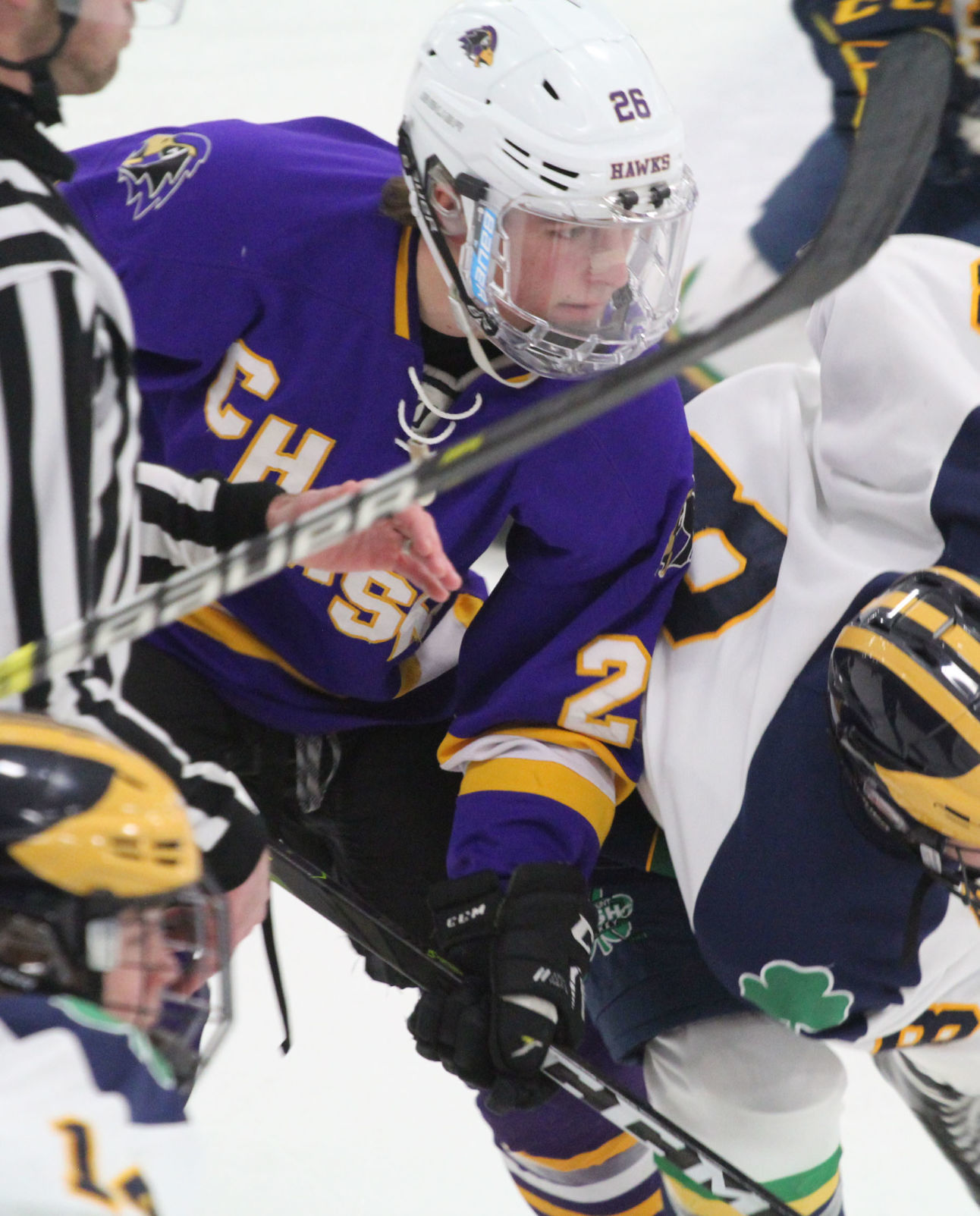 MN H.S.: Chaska's Offense Gets Back On Track