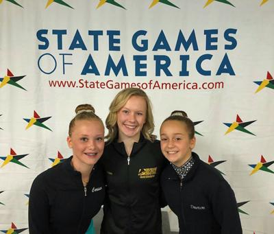 Jordan figure skaters medal at State Games of America