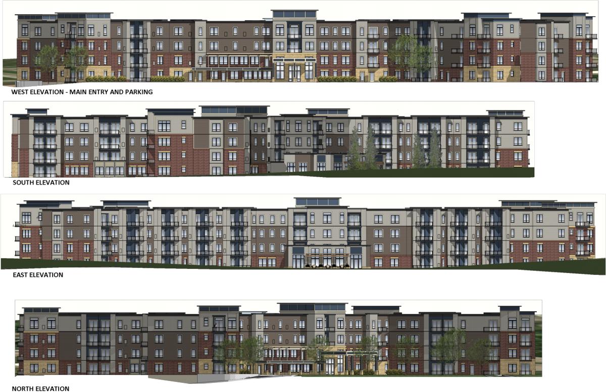 Southview Senior Communities — rendering