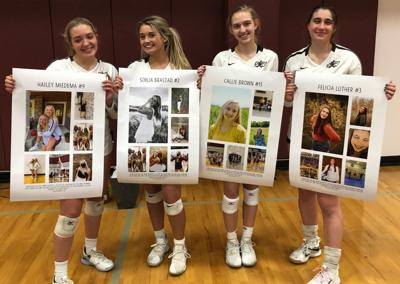 SW Christian Volleyball - Seniors