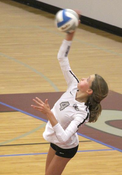 SW Christian Volleyball - Haugen