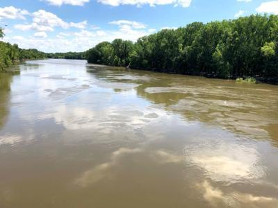 Minnesota River Jordan
