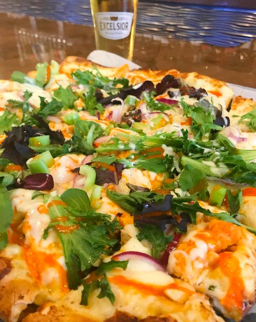 Olive's Fresh Pizza Bar - pizza