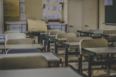 classroom // school