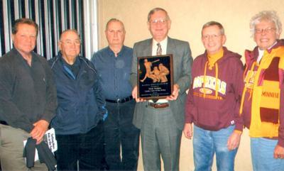 Osdoba honored by Baseball Coaches Association