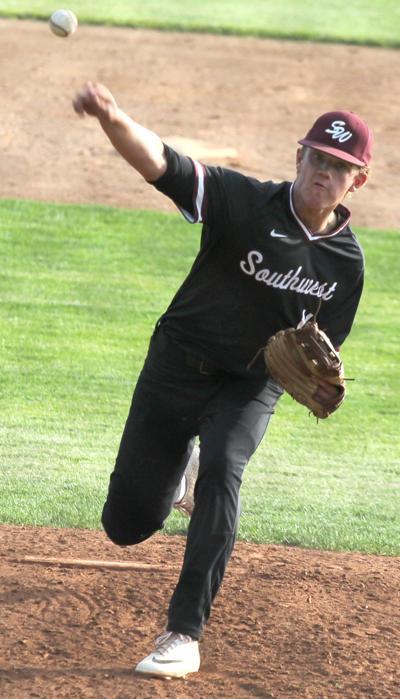 SWCHS Baseball - Manley