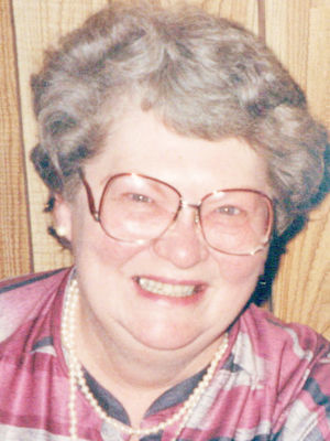 Obituary for Marion L. Oldenburg