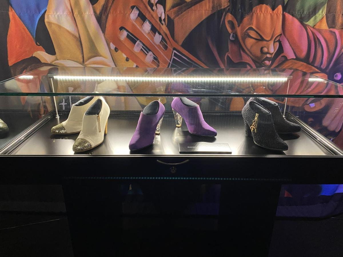 Prince's shoes