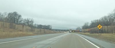 Highway 12 in Long Lake