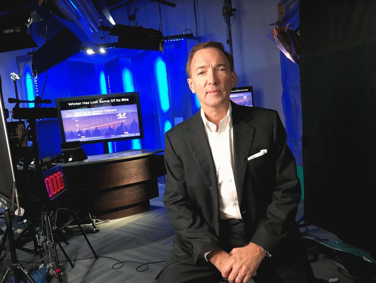 Meteorlogist Paul Douglas