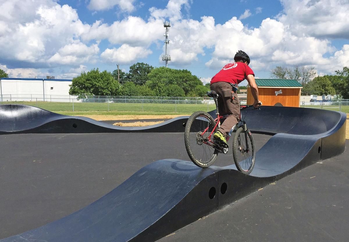 Plymouth Pump Track Grand Opening