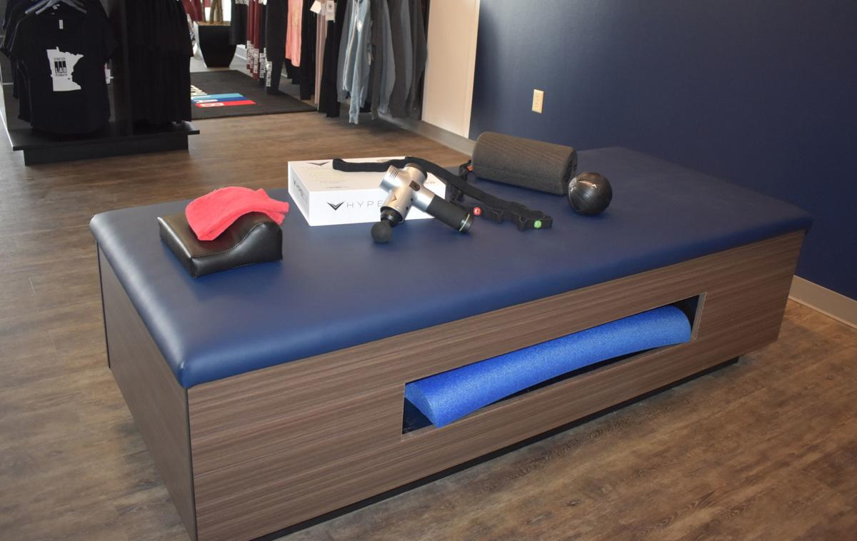 Minnesota's first StretchLab assisted stretching studio