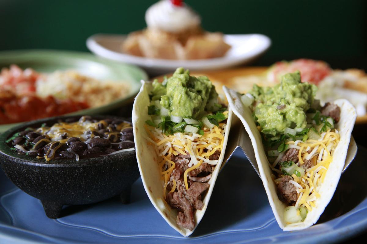 Pablo's Carne asada tacos