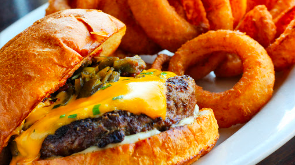 Gold Nugget Tavern and Grille burger