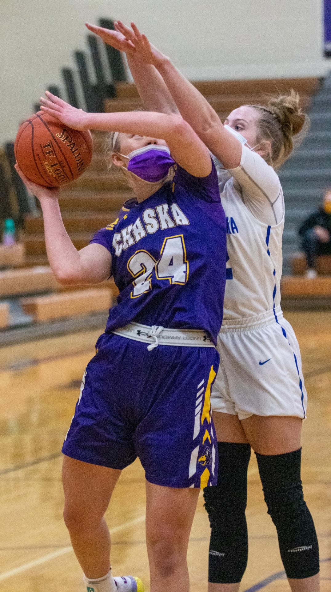Chaska Basketball - Heyer