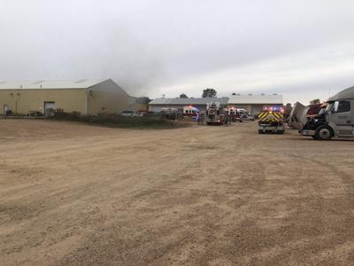 Shakopee car fire