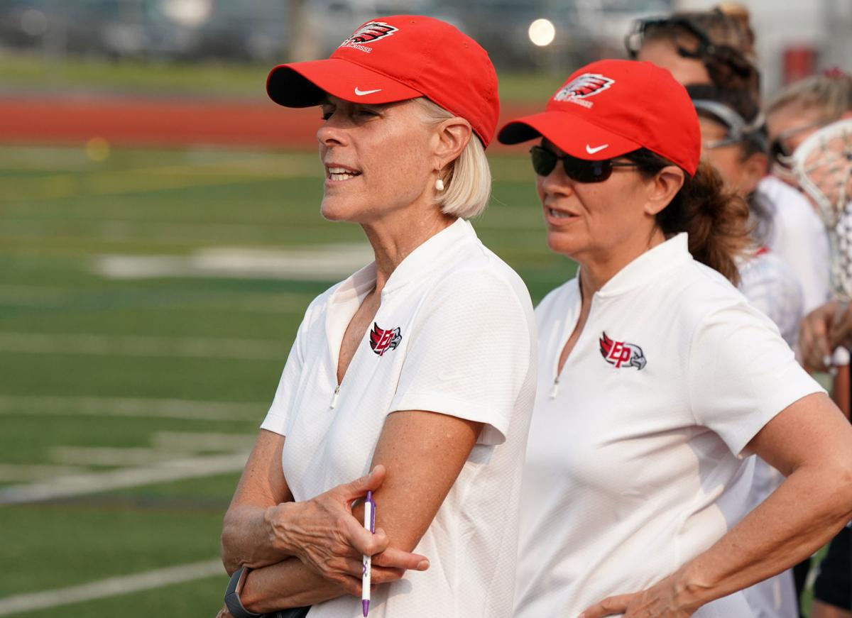 EP co-coaches Judy Baxter and Beth Patterson