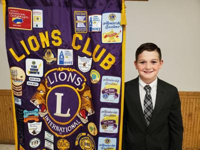 Shakopee Lions Student of the Month October 2019