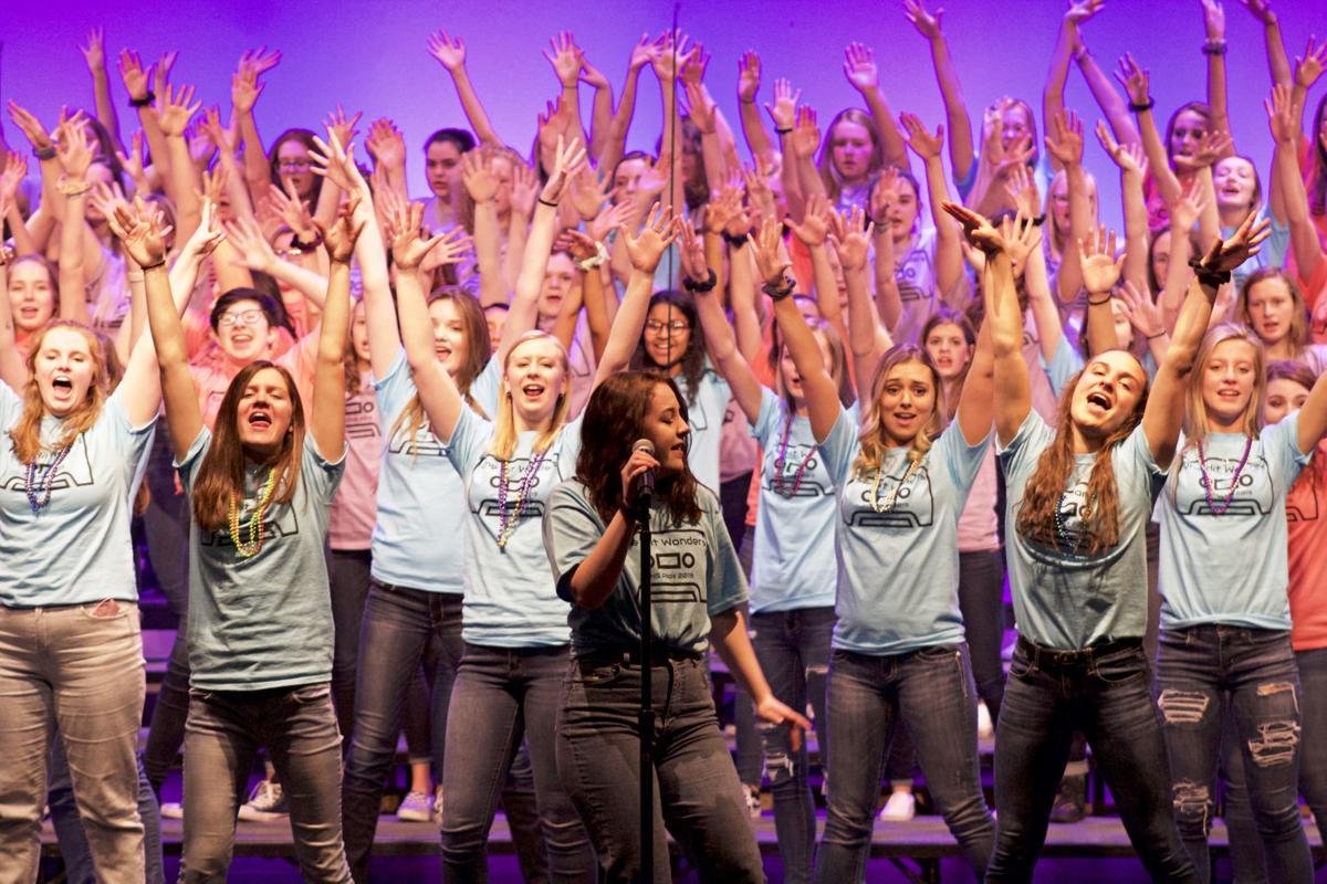 JHS Pops -- girls ensamble
