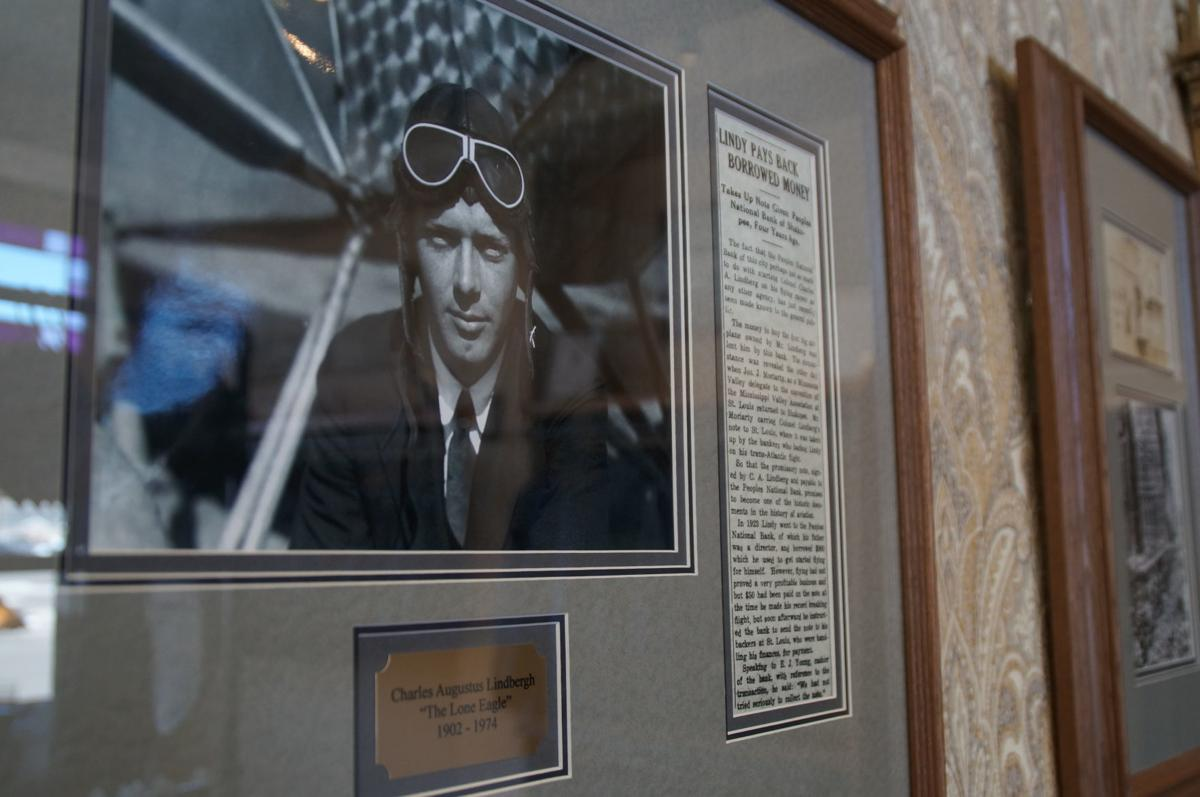 New addition to Bill's Toggery pays homage to building's history with  Charles Lindbergh | Shakopee News | swnewsmedia.com