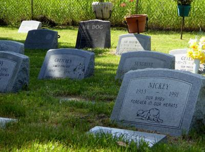 Memorial Pet Cemetery