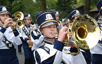 Chanhassen High School Marching Band